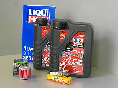 Maintenance LML Star 200 4T Oil Oil Filter Spark Plug Service Service Oil Change