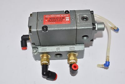 Smc Nvsa4114-00 Pneumatic Air Valve