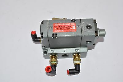 Smc Pneumatic Air Valve Nvsa4114-00
