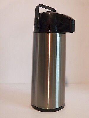 New In Box Stainless Steel Airpot