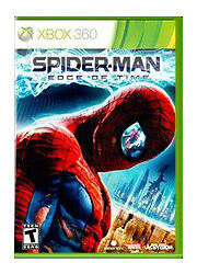 Spider-Man: Edge of Time - Xbox 360 - BRAND NEW + BIG TIME SPIDER SUIT CODE