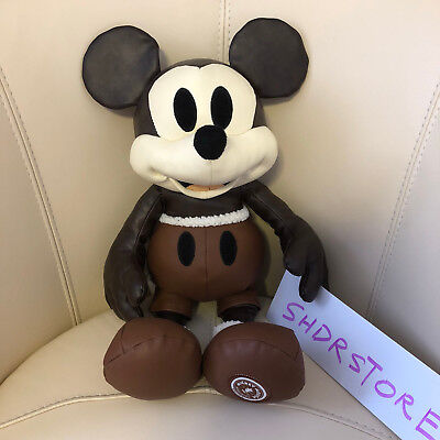 NWT Mickey Mouse Memories Limited edition April Plush shanghai Disney Store