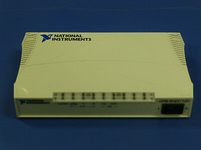 National Instruments NI GPIB-ENET/100 Ethernet GPIB Controller