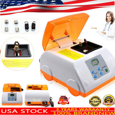 Dental G7 Amalgamator Fast Speed amalgam Capsule Mixer High Speed Amalgamator US