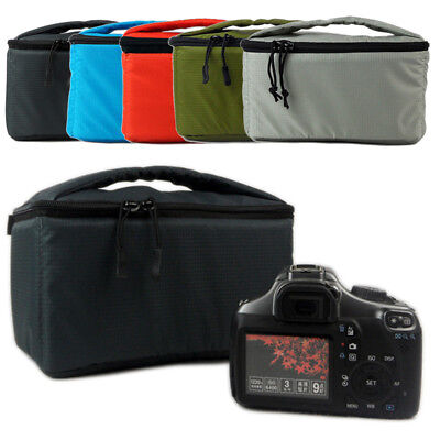 Shockproof Bag Partition Padded Insert Protection Case for DSLR SLR Camera -WB1