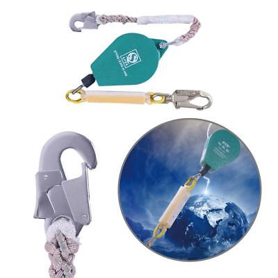 Hot High-altitude operations Safety Rope Webbing Lanyard FALL PROTECTION New