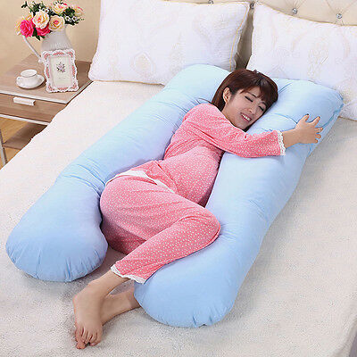 Maternity Pillow Pregnancy Nursing Sleeping Body Support Feeding Boyfriend. Kit