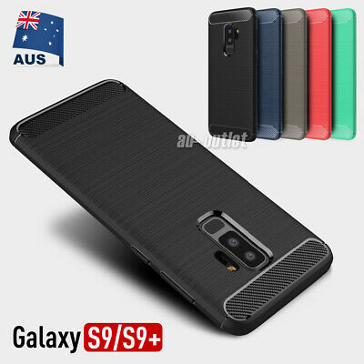 Samsung Galaxy S9 A5 A7 A8 J5 J2 Pro J8 Shockproof Soft Heavy Duty Case Cover
