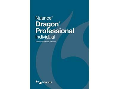 NUANCE Dragon Professional Individual 15 Version 15.0 ✔NEW✔