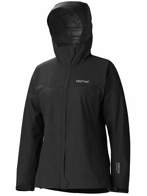 Marmot Minimalist Jacket, Womens GoreTex, Black, S