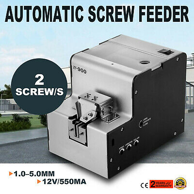 Automatic Screw Feeder Supplier 1.0-5.0mm 12V/550mA Exquisite High Efficiency