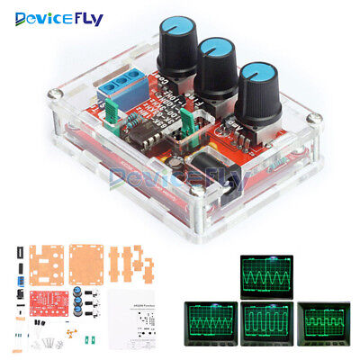 XR2206 Function Signal Generator DIY Kits Sine Triangle Square Output 1HZ-1MHZ