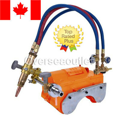 CG2-11 Automatic Magnetic Tunnel Pipe Torch Cutter Gas Cutting Machine CAN