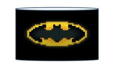 Lego Batman Logo Lampshade / Ceiling Light Shade Kids Free P+P