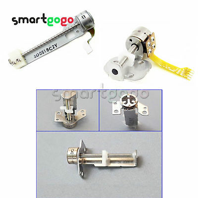 B-04E Drive Stepper Motor Screw with A Nut Stages 2-Phase 4-WireBSG