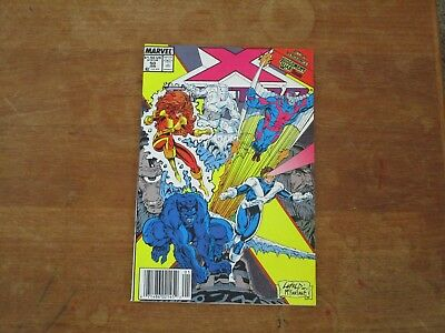 X-Factor #50 Marvel Copper Age Todd Mcfarlane Rob Liefeld Cover Art Nm- Sweet!