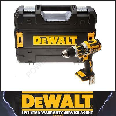 Dewalt DCD795N 18v Lithium ion XR Brushless Compact Combi Drill With Case