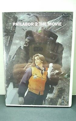 Patlabor 2 - The Movie DVD Factory Sealed NEW