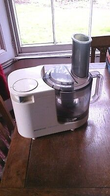 kenwood gourmet fp300 food processor with manual 17 00 picclick uk rh picclick co uk Kenwood User Manuals 4028 Kenwood User Manuals Printable