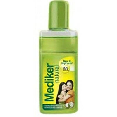 MEDIKER NATURAL ANTI LICE HAIR OIL 50ML x 2 Piece