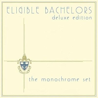 The Monochrome Set - Eligible Bachelors [New CD] Expanded Version, UK - Import