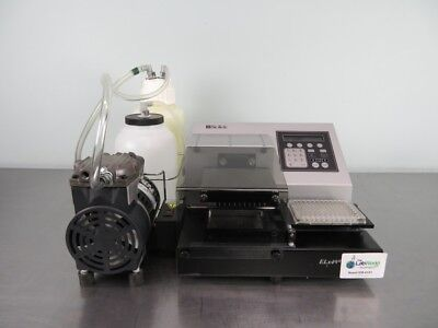 Biotek ELx 405RS Microplate Washer System with Warranty SEE VIDEO