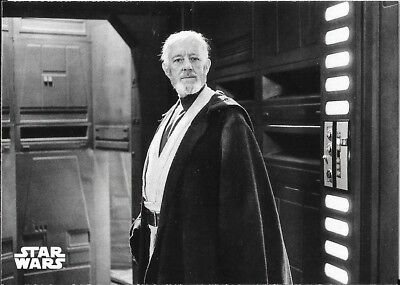 2018 Topps Star Wars Black & White A New Hope #95 A Sly Escape