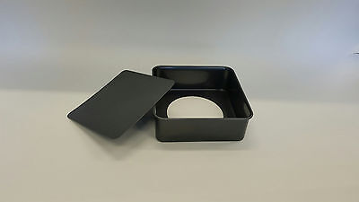 Bakers kitchen square pan (Removable Base)