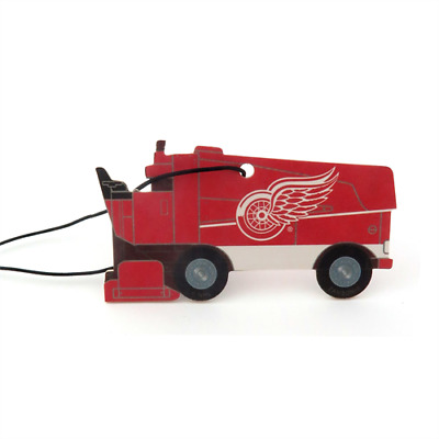 "Nhl Detroit Red Wings "" Zamboni "" Air Freshener"