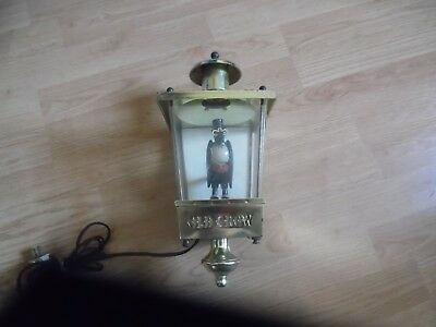 Old Crow Bar Light working order