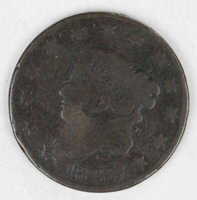 1823/2 Large Cent with issues...