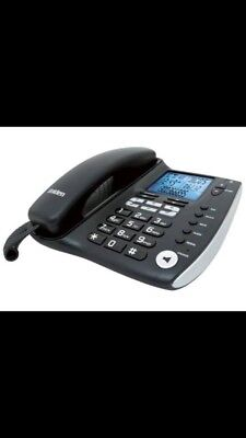 Uniden Fp1200 Corded Telephone Lcd And Caller Id And Digital Speaker Phone