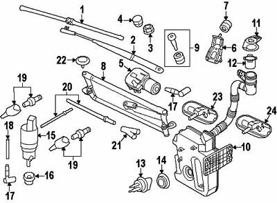 windshields glass car truck parts parts accessories ebay 71 El Camino AC Wiring Diagram volkswagen 5c7 955 113 d wipermotor 5 on picture