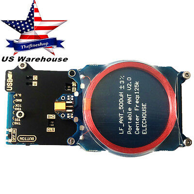ELECHOUSE Proxmark3 V2 DEV kits Open Source Device RFID Reading Tags US