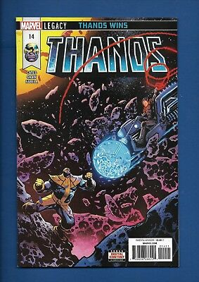 Thanos (2016) #14 NM Cosmic Ghost Rider 1st Print Sold Out