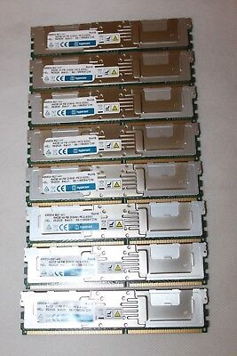 8 x 4GB DDR2-667 PC2-5300F ECC Server RAM (32GB kit)