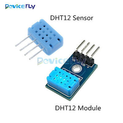 DHT12 Digital Temperature &Humidity Single Bus I2C Replace DHT11 Module New