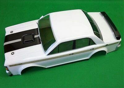 1:10 RC Clear Lexan Body Shell Ford Falcon GTHO Phase 3 for Nitro or Electric ca
