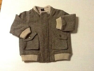Next Boys Jacket/Coat Aged 12-18 Months (86cm)