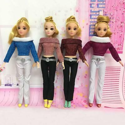 Beautiful Handmade Fashion Clothes Dress For  Lovely Doll Cute Decor