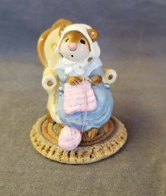Wee Forest Folk by The Petersen Family 1981 Pearl Knit M-059