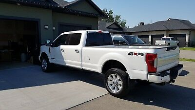 2017 Ford F-250 Platinum 2017 Ford F-250 Platinum
