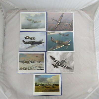 Greetings Cards Spitfire Special 70th Anniversary of Battle of Britain Pack Of 7