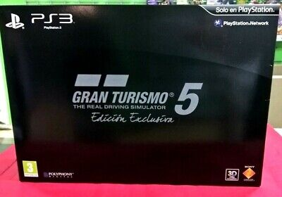 Gran Turismo 5 Edición Exclusiva - PLAYSTATION 3 - PS3 - NUEVO