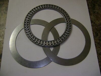 AXK90120 THRUST NEEDLE ROLLER BEARING WITH TWO WASHERS 90mm X 120mm X 4mm J12
