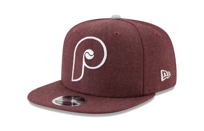 newest collection ebb3c 01315 ... 59fifty cap 1523b 9ff1b  closeout new era 9fifty philadelphia phillies  heather hype snapback team colors 6412f 88a97