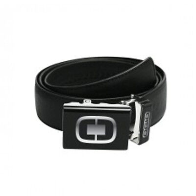 """2018 OGIO Golf """"CLINCH"""" Cut To Length Belt COLOR: Black SIZE: Cut to Length"""
