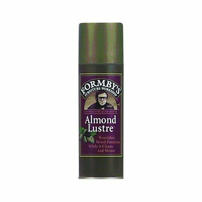 Formby's Almond Lustre Wood Surface / Furniture Protector Polish 6 OZ 30000