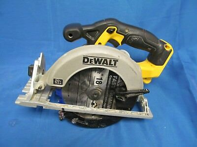 "DEWALT DCS391 20-Volt Max Lithium-Ion 6-1/2"" Cordless Circular Saw (Bare Tool)"