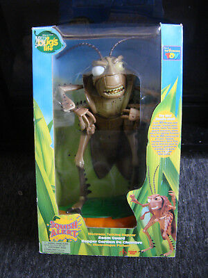 Disney Pixar A Bug's Life Hopper Electronic Talking Room Guard - In Box